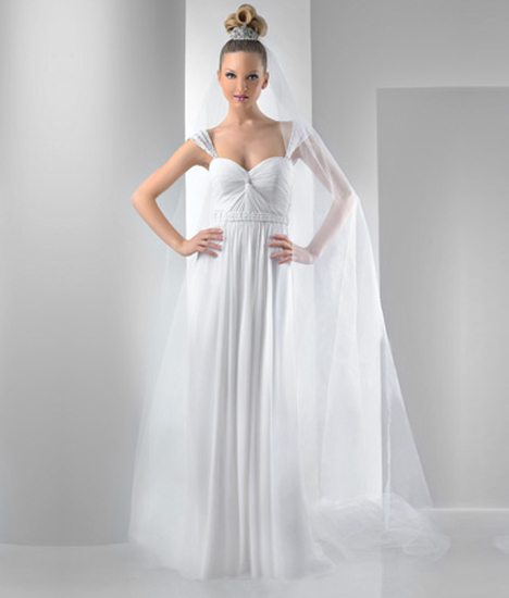 2012 Bridesmaids dress by Bari Jay Informals