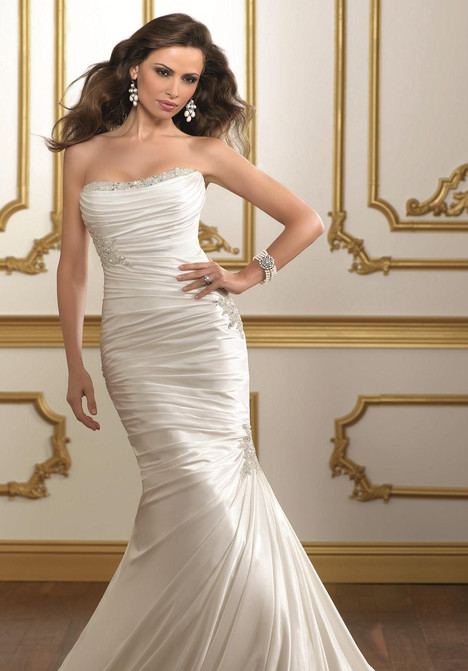 Wedding dress by Morilee AF Couture