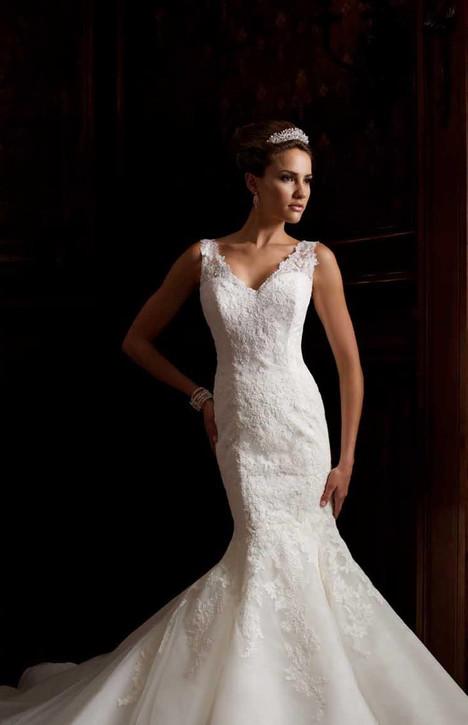 113201 Wedding dress by Martin Thornburg for Mon Cheri