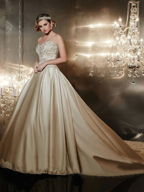 15538 Wedding dress by Christina Wu