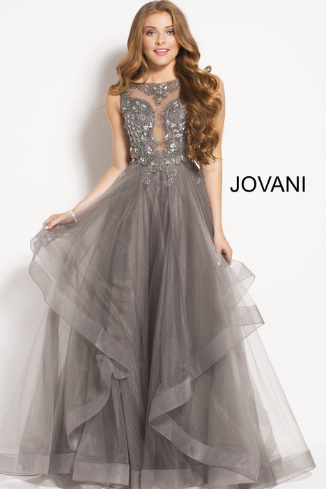 48739 Prom                                             dress by Jovani