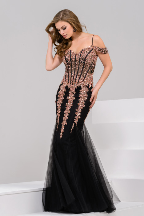 51115 Prom                                             dress by Jovani