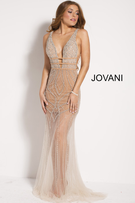 51272 Prom dress by Jovani