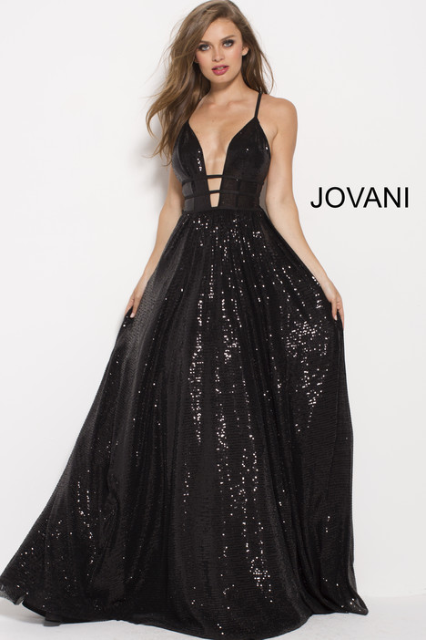 51805 Prom dress by Jovani