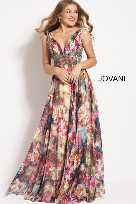 53091 gown from the 2018 Jovani collection, as seen on dressfinder.ca