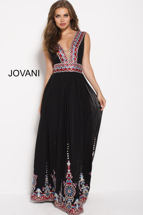 53103 gown from the 2018 Jovani collection, as seen on dressfinder.ca