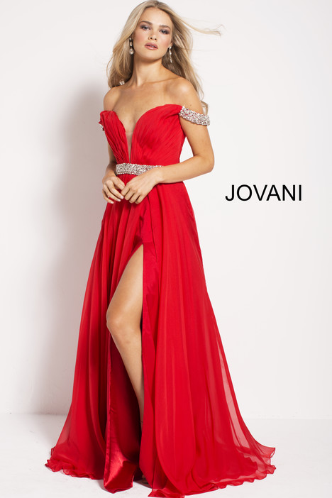54935 gown from the 2018 Jovani collection, as seen on dressfinder.ca