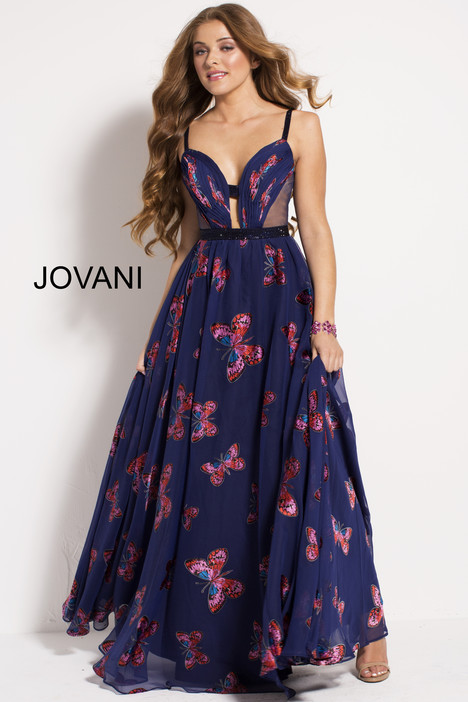 54972 gown from the 2018 Jovani collection, as seen on dressfinder.ca