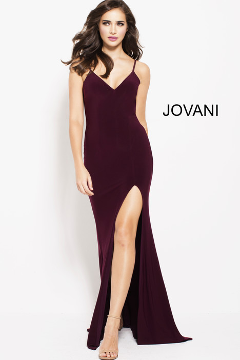 55006 gown from the 2018 Jovani collection, as seen on dressfinder.ca