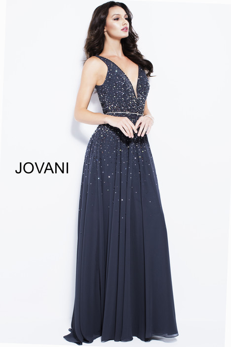 55560 gown from the 2018 Jovani collection, as seen on dressfinder.ca