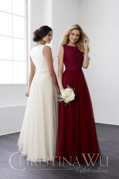 22805 Bridesmaids                                      dress by Christina Wu: Celebration