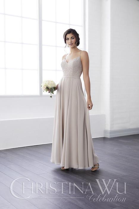 22807 Bridesmaids                                      dress by Christina Wu: Celebration