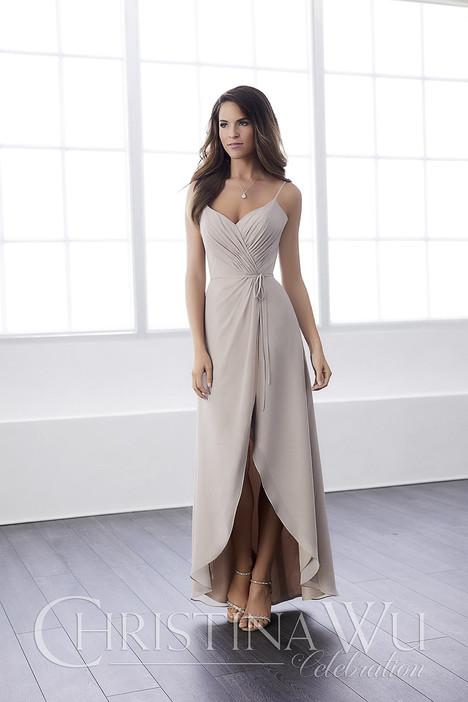 22808 Bridesmaids                                      dress by Christina Wu: Celebration