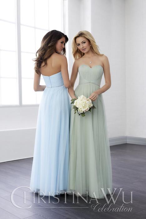 22821 Bridesmaids dress by Christina Wu Celebration