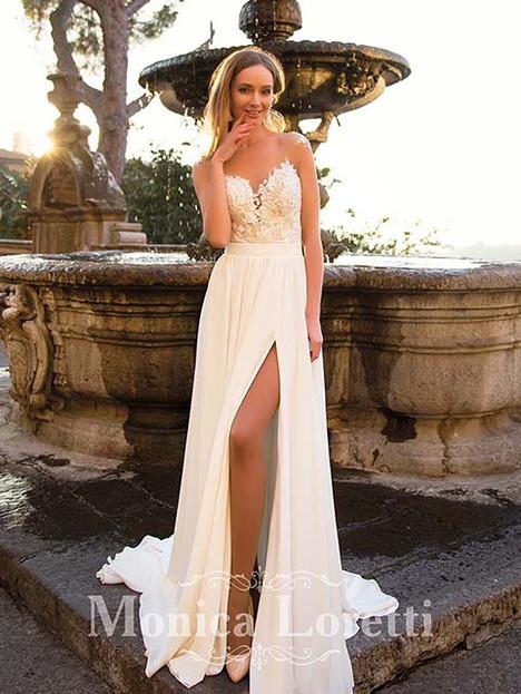 Malory Wedding dress by Monica Loretti