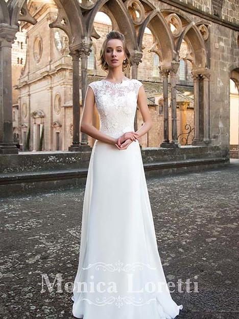 Mariana Wedding dress by Monica Loretti