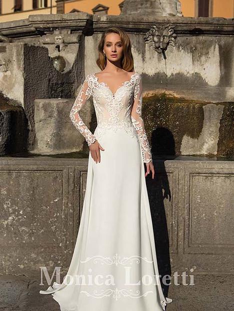 Maricel Wedding dress by Monica Loretti