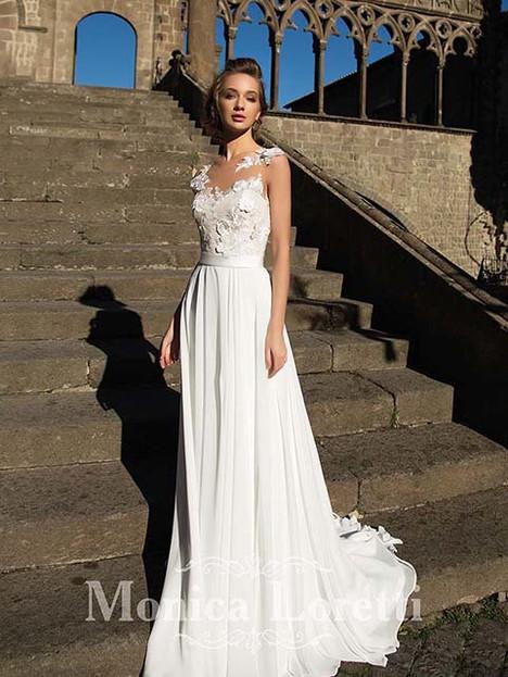 Marilia Wedding dress by Monica Loretti