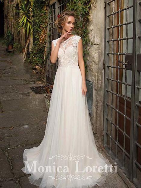 Minerva Wedding dress by Monica Loretti