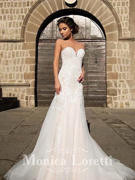 Naima Wedding                                          dress by Monica Loretti