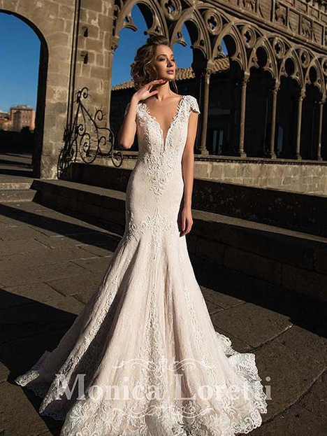 Naolin Wedding                                          dress by Monica Loretti
