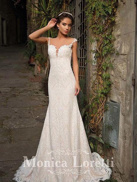 Naomi Wedding                                          dress by Monica Loretti