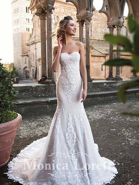 Narela Wedding                                          dress by Monica Loretti