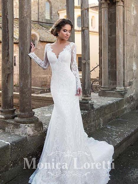 Navia Wedding                                          dress by Monica Loretti