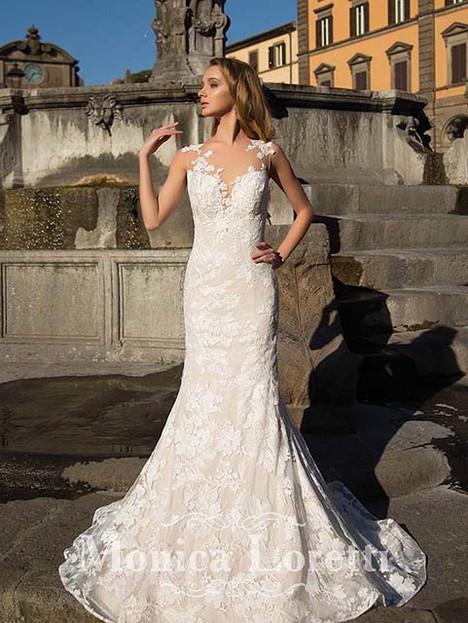 Neida Wedding                                          dress by Monica Loretti