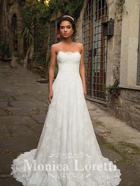 Nelly Wedding                                          dress by Monica Loretti