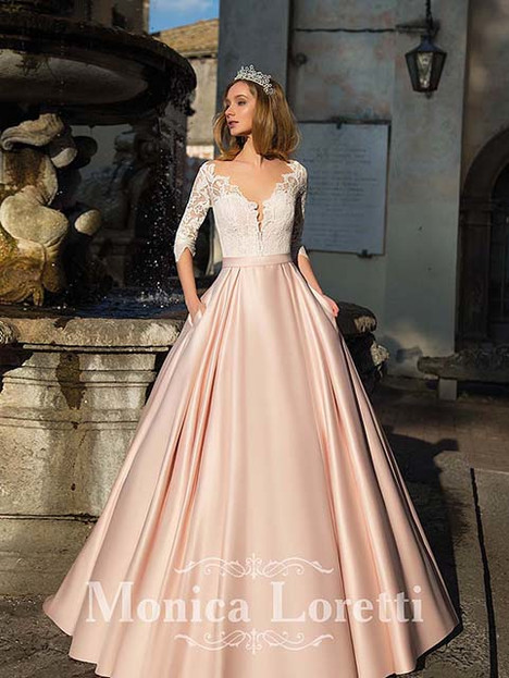 Niara Wedding                                          dress by Monica Loretti