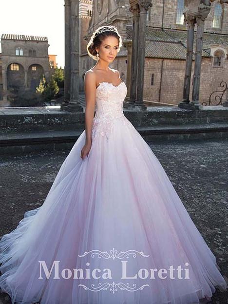 Nicol Wedding                                          dress by Monica Loretti