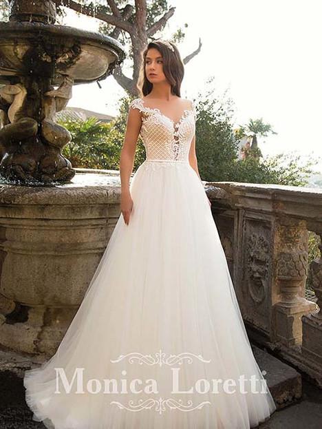 Nilay Wedding                                          dress by Monica Loretti