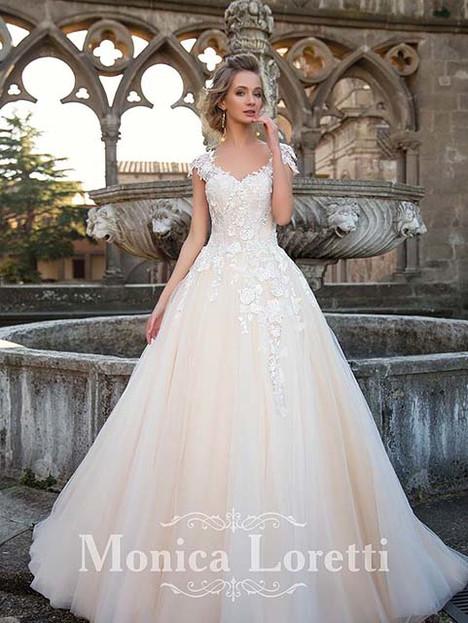 Nilka Wedding                                          dress by Monica Loretti