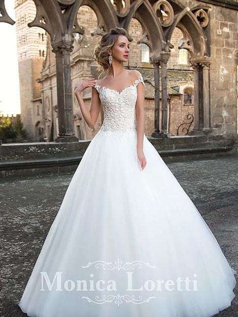 Nuira Wedding                                          dress by Monica Loretti