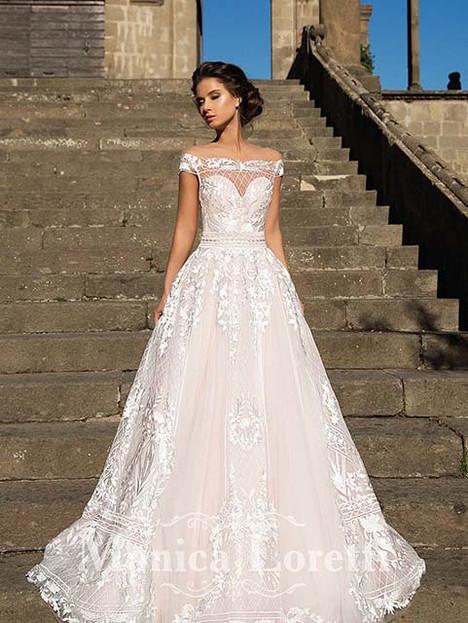 Ofrenda Wedding                                          dress by Monica Loretti