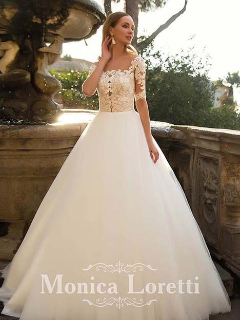 Olbia Wedding                                          dress by Monica Loretti