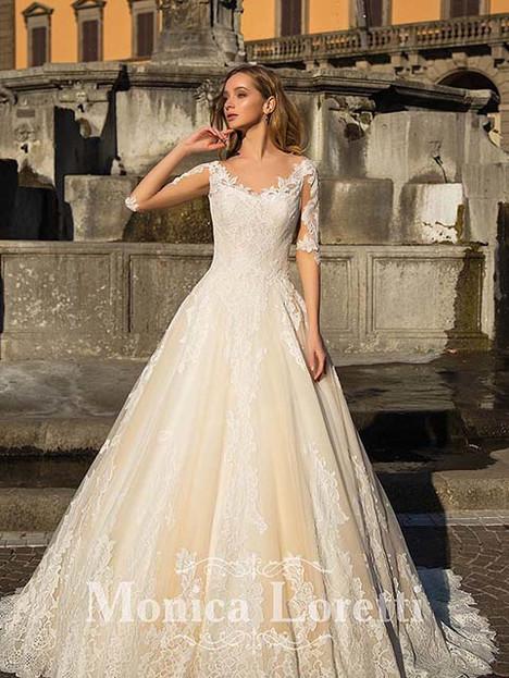Olesa Wedding                                          dress by Monica Loretti