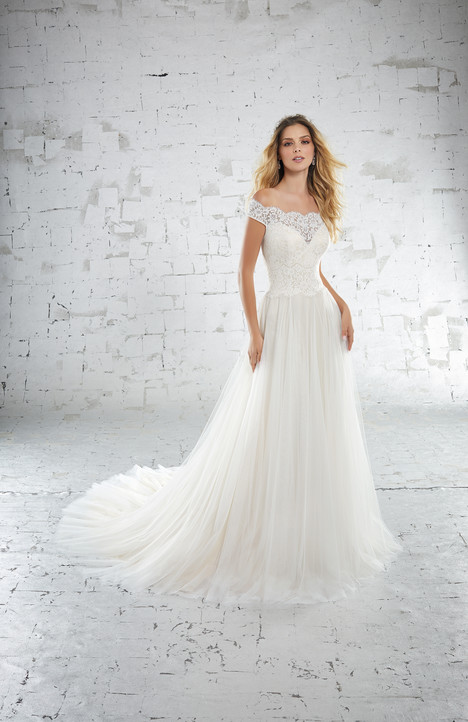 6881 Wedding                                          dress by Mori Lee: Voyage