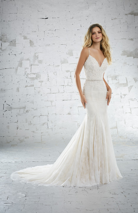 6882 Wedding                                          dress by Mori Lee: Voyage
