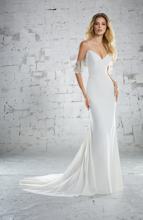 6883 Wedding                                          dress by Mori Lee: Voyage