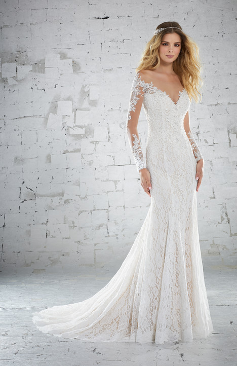 6888 Wedding                                          dress by Mori Lee: Voyage