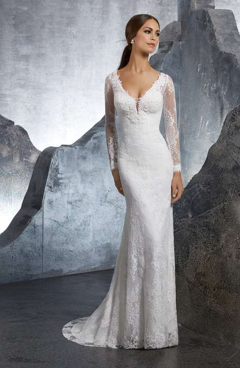 5613 Wedding                                          dress by Mori Lee: Blu