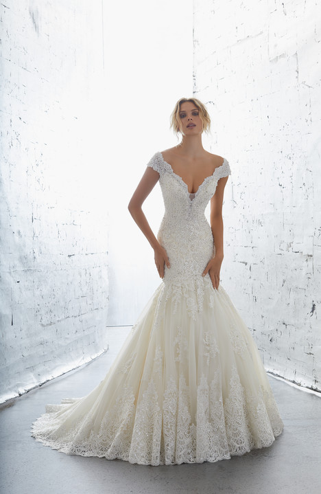 1701 Wedding                                          dress by Morilee AF Couture