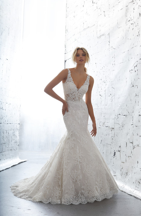 1705 Wedding                                          dress by Morilee AF Couture