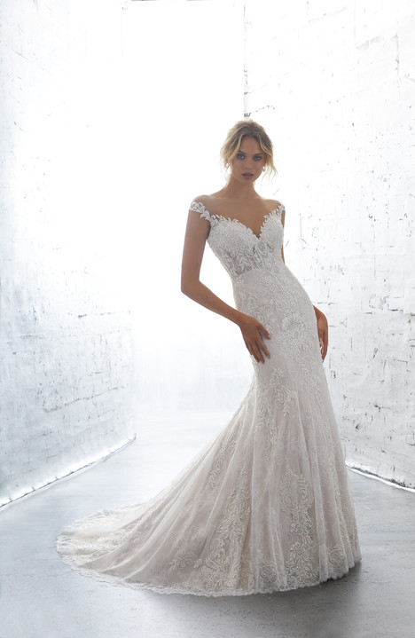 1706 Wedding                                          dress by Morilee AF Couture