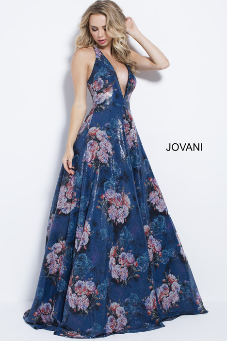 58646 gown from the 2018 Jovani collection, as seen on dressfinder.ca