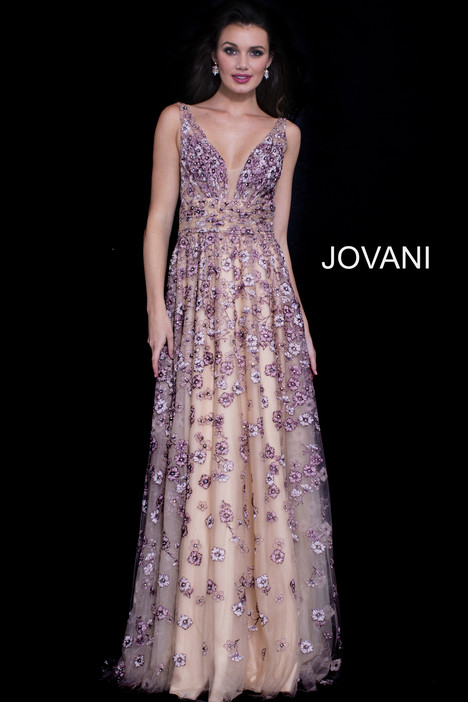 58649 gown from the 2018 Jovani collection, as seen on dressfinder.ca