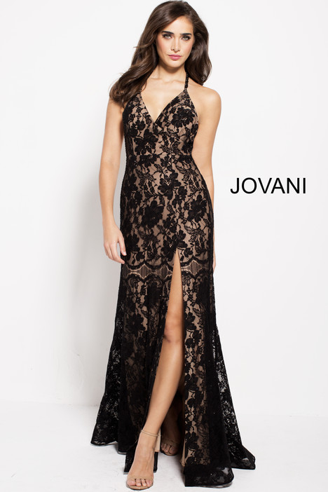 59595 gown from the 2018 Jovani collection, as seen on dressfinder.ca