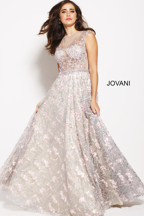 60656 gown from the 2018 Jovani collection, as seen on dressfinder.ca